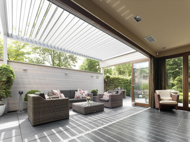 terrasoverkapping - buitenleven